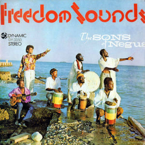 THE SONS OF NEGUS - Freedom Sounds