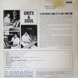 JAMES BROWN – Grits & Soul