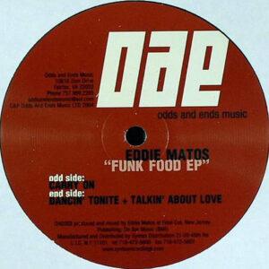 EDDIE MATOS - Funk Food EP
