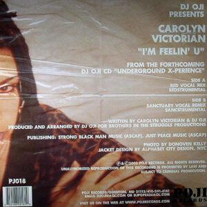 DJ OJI presents CAROLYN VICTORIAN – I'm Feelin' U