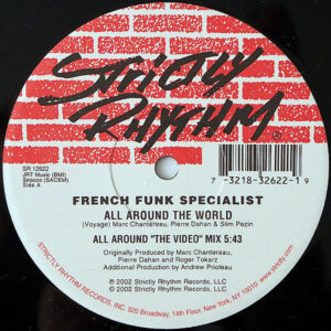 FRENCH FUNK SPECIALIST - All Around The World