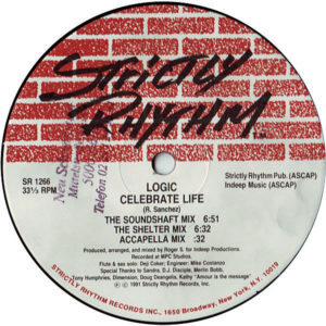 LOGIC - Celebrate Life/One Step Beyond