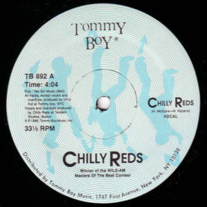 WHIZ KID / CHILLY REDS - Sweet Beat/Chilly Reds