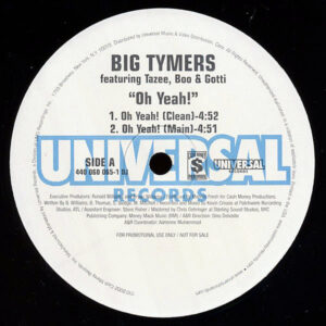 BIG TYMERS – Oh Yeah!