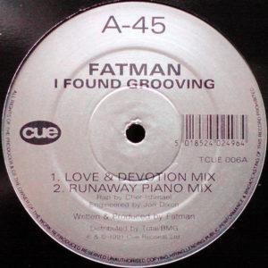 FATMAN – I Found Grooving