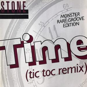 STONE - Time Tic Toc Remix