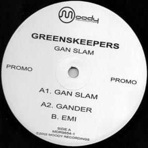 GREENSKEEPERS - Gan Slam