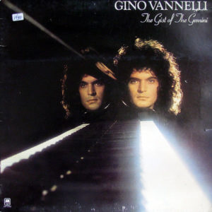 GINO VANNELLI – The Gist Of The Gemini