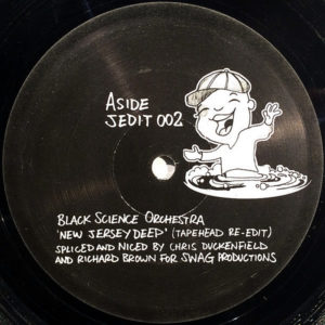 BLACK SCIENCE ORCHESTRA – New Jersey Deep