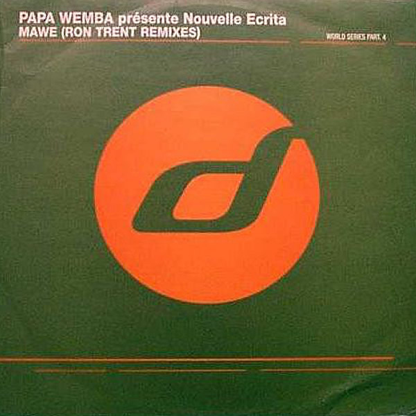 PAPA WEMBA presentè NOUVELLE ECRITA - Mawe
