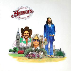 AMERICA - History America's Greatest Hits