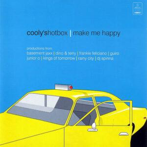 COOLY'S HOT BOX – Make Me Happy Remix Album