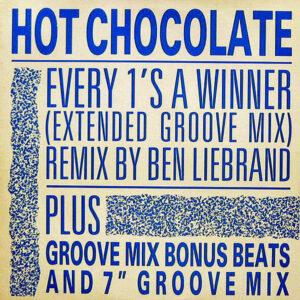 HOT CHOCOLATE - Every 1's A Winner