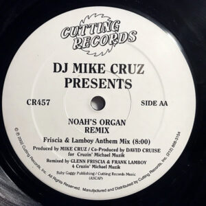 DJ MIKE CRUZ presents – Noah's Organ Remix