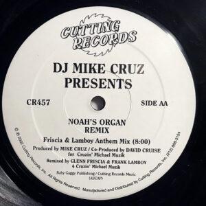 DJ MIKE CRUZ presents – Noah's Organ Remix