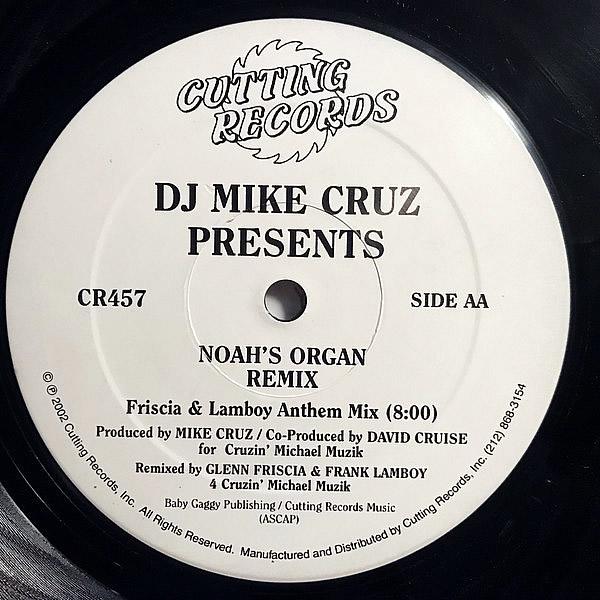 DJ MIKE CRUZ presents - Noah's Organ Remix