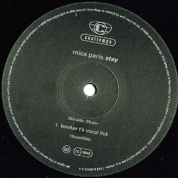 MICA PARIS - Stay