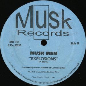 MUSK MEN – I Never Thought