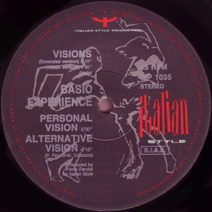 BASIC EXPERIENCE – Visions