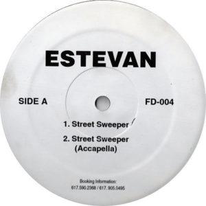 ESTEVAN – Hit U Up/Street Sweeper