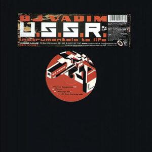 DJ VADIM - U.S.S.R. Instrumentals To Life