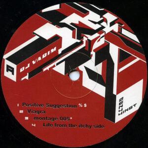 DJ VADIM – U.S.S.R. Instrumentals To Life