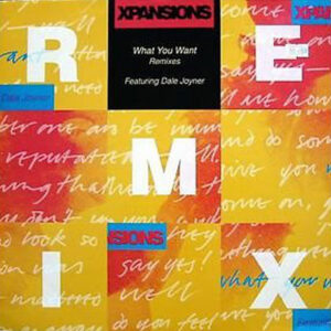 XPANSIONS feat DALE JOYNER - What You Want The Remixes