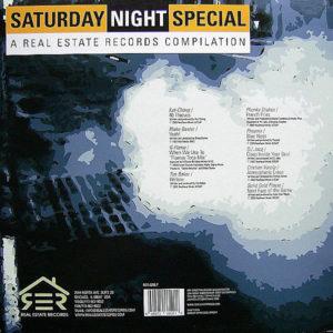 VARIOUS – Saturday Night Special