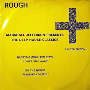 MARSHALL JEFFERSON presents – The Deep House Classics