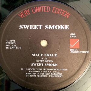 DAN-I / SWEET SMOKE – Monkey Chop/Silly Sally