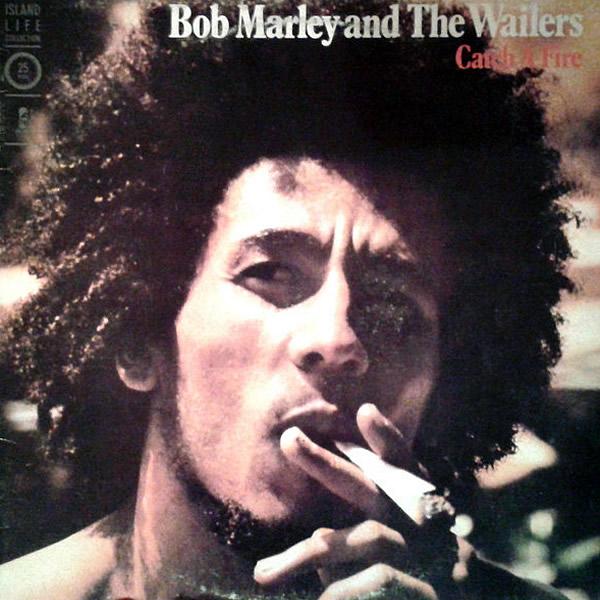 BOB MARLEY & THE WAILERS - Catch a Fire
