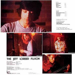 THE JEFF LORBER FUSION – The Jeff Lorber Fusion