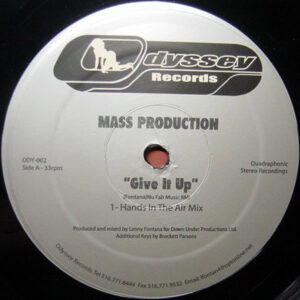 MASS PRODUCTION - Give It Up