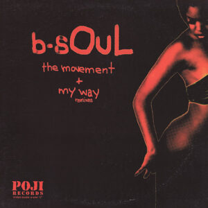 B-SOUL – My Way/The Movement