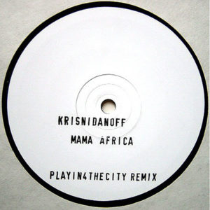 KRISNIDANOFF – Mama Africa