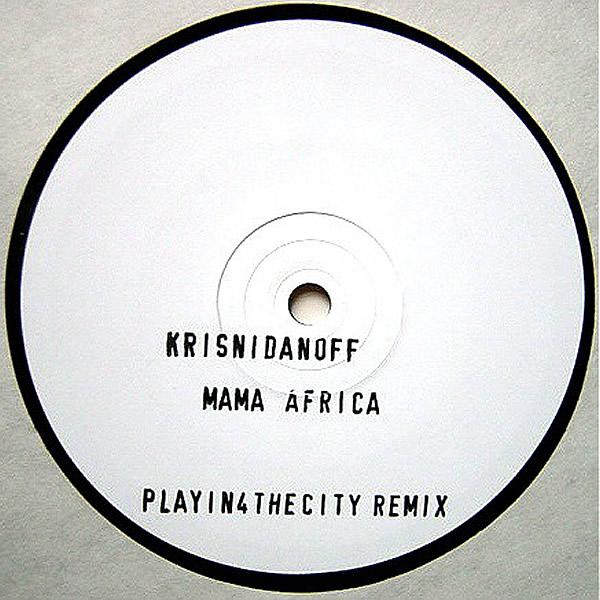 KRISNIDANOFF - Mama Africa