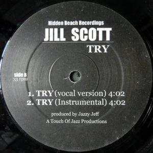 JILL SCOTT – Slowly Surely