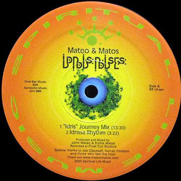 MATEO & MATOS - Idris Rises