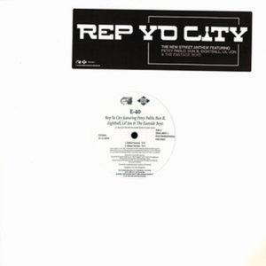 E-40 – Rep Yo City