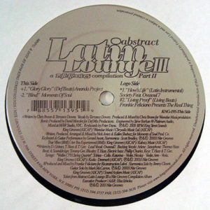 VARIOUS – Abstract Latin Lounge III Part 2