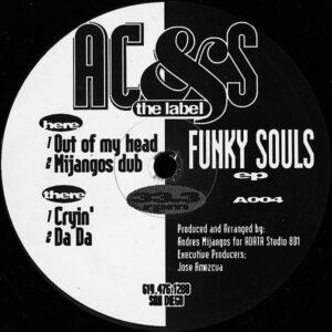 ANDRES MIJANGOS – Funky Souls EP