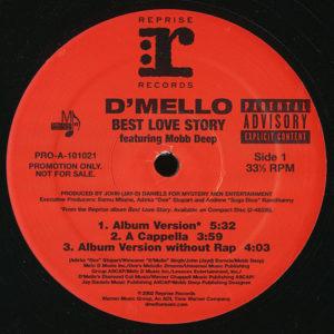 D'MELLO – Best Love Story