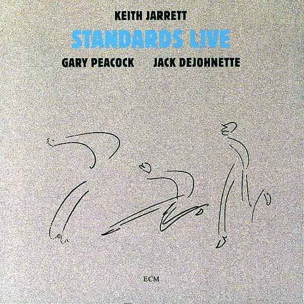 KEITH JARRETT TRIO - Standards Live