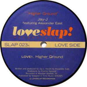 JAY-J feat ALEXANDER EAST - Higher Ground