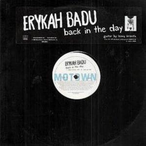 ERYKAH BADU – Back In The Day