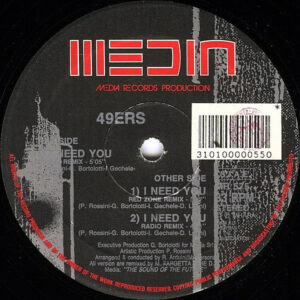 49ers – I Need You Remix