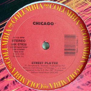 CHICAGO / MARLYN McCOO & BILLY DAVIS Jr – Street Player/Shine On Silver Moon