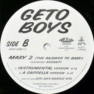 GETO BOYS feat ASHANTI – Mary 2 ( The Answer To Baby )