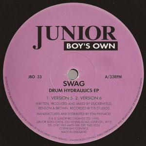 SWAG - Drum Hydraulics EP