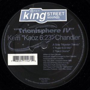 KERRI CHANDLER – Trionisphere IV